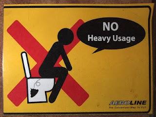 No heavy usage - Aerolines coach, Singapore