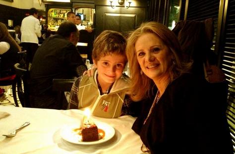 ... : El Amor Verdadero de Erika Buenfil es su hijo Nicolás