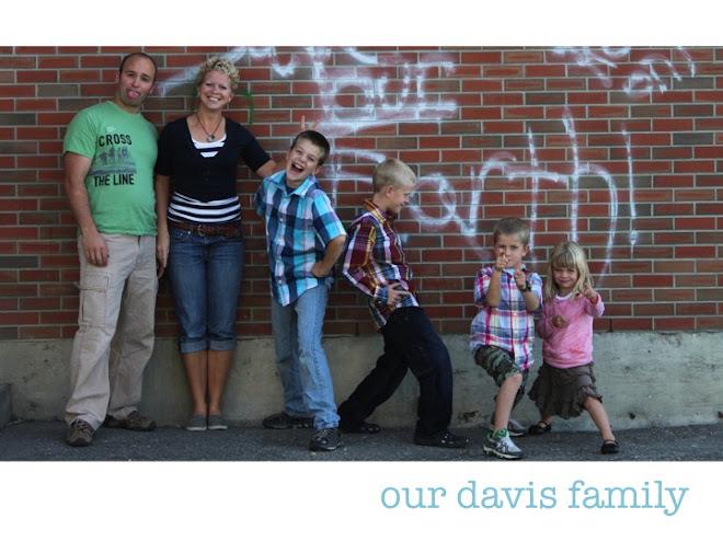 Our Davis Family