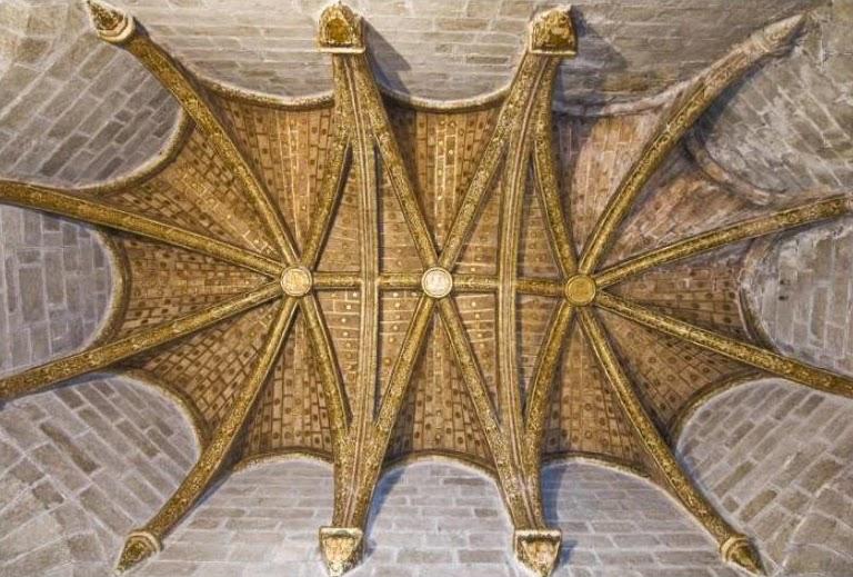 Sala del Tesoro catedral Ávila