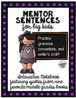 https://www.teacherspayteachers.com/Product/Mentor-Sentences-for-Big-Kids-interactive-Notebook-Pages-1926651