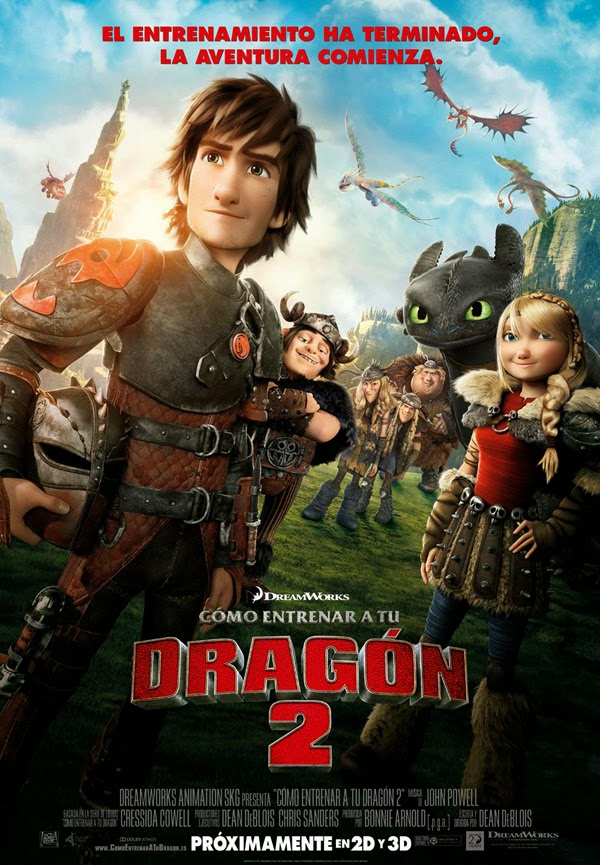Nominación-Como-Entrenar-a-tu-Dragón-2-How-to-Train-Your-Dragon-2-premios-oscar