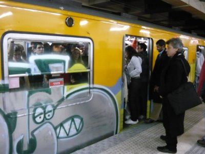 Subte D Argentina