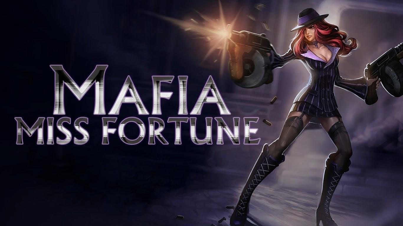 Tải hình ảnh Miss Fortune LOL làm ảnh nền ảnh bìa full HD