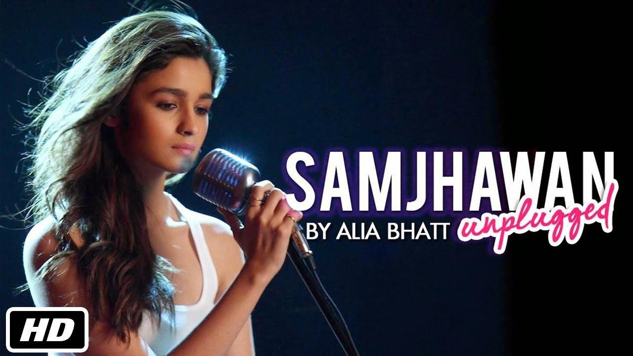 Samjhawan Unplugged Alia Bhatt Guitar Tabs HSKD