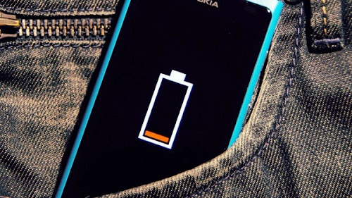 Os smartphones que dão um show no quesito bateria