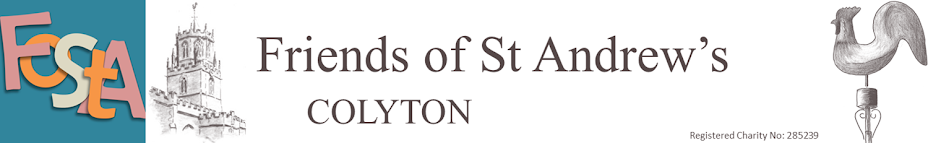 Friends of St Andrew's, Colyton