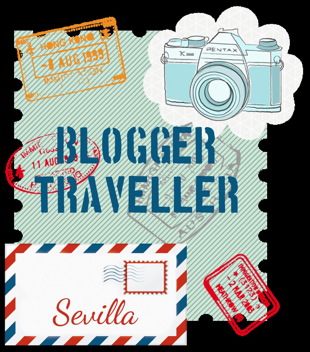 Blogger Traveller Sevilla