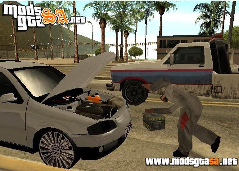 SA - Mod Consertar Veículo