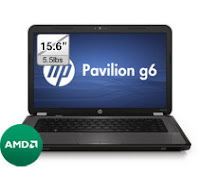 HP Pavilion g6z Series laptop