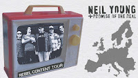 Neil Young Europatour 2016