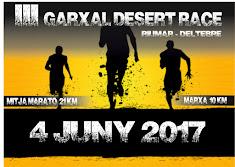 GARXAL DESERT RACE 2017