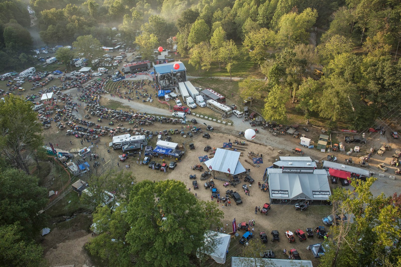 Camp RZR East