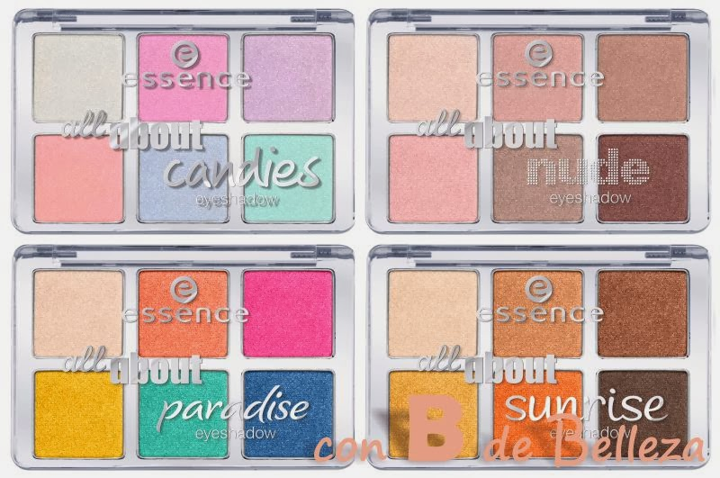 All about nude candies paradise sunrise