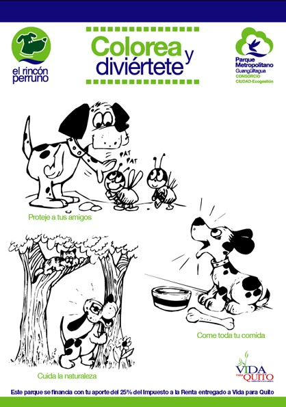 Mario Vásconez: Ecuador 23: Los perros en el Parque Metropolitano ...