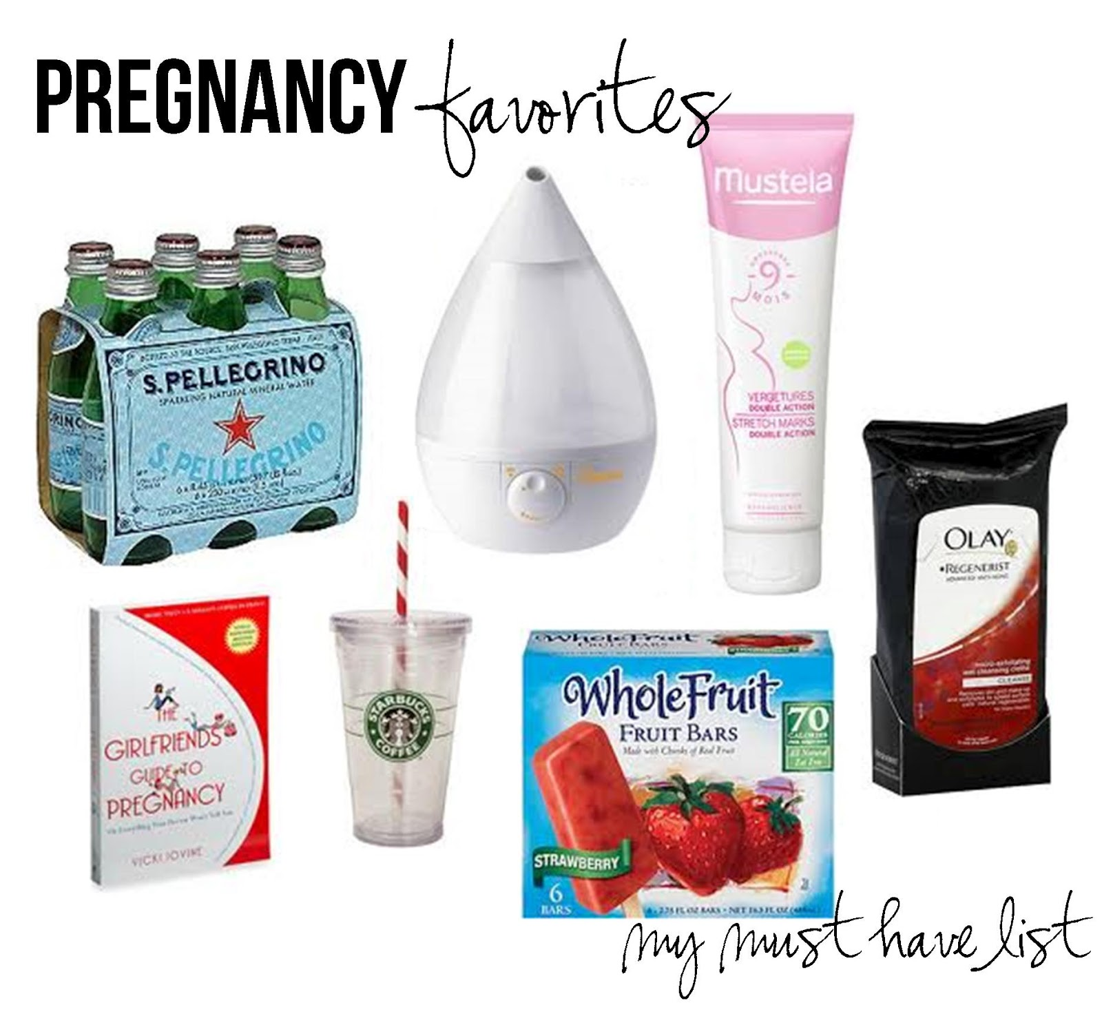 Garvin and Co.: Pregnancy Must Haves #0E8CBD