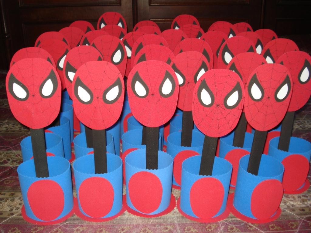 Lembrancinhas Homem Aranha