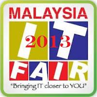 LOGO MALAYSIA IT FAIR 2013,GAMBAR MALAYSIA IT FAIR 2013