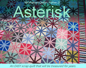 Asterisk Quilt