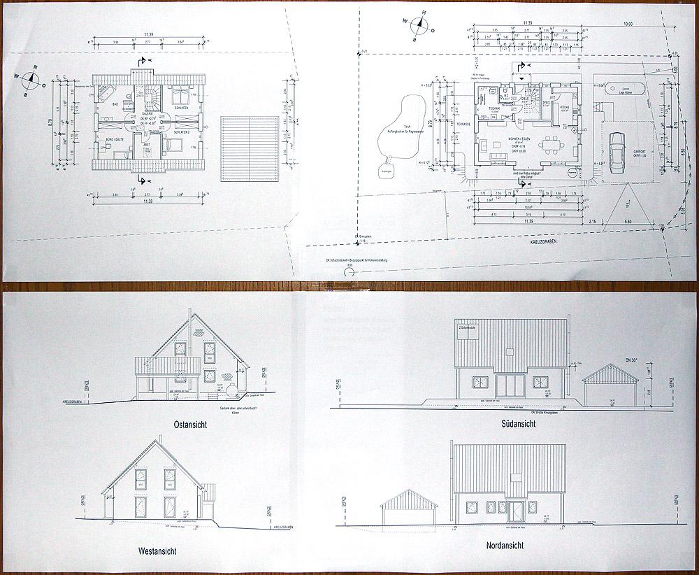 bautagebuch birkenallee mit gussek haus die ersten baupl ne. Black Bedroom Furniture Sets. Home Design Ideas