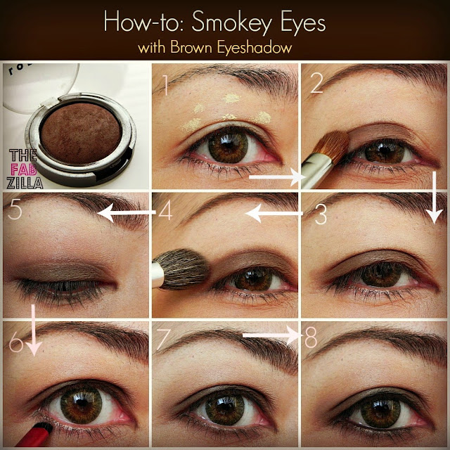 Natural Makeup New 777 Natural Eyeshadow Tutorial Brown Eyes