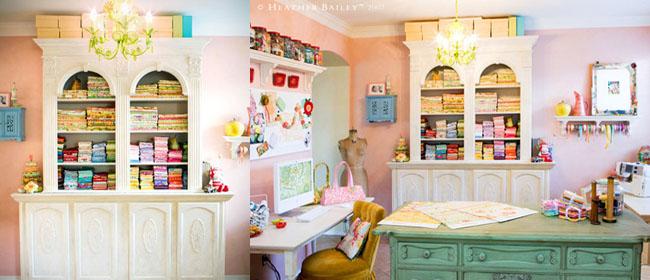disear y mejorar tu casa ropa costura y planchado dejando suficiente espacio para guardar las