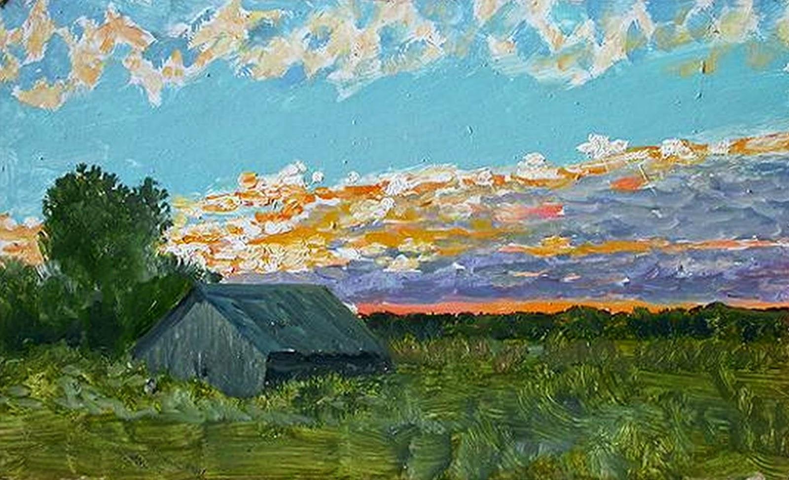 Pinturas de paisajes hermosos related keywords pinturas - Pinturas para casa ...