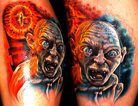 5 tatuagens espetaculares baseadas em filmes