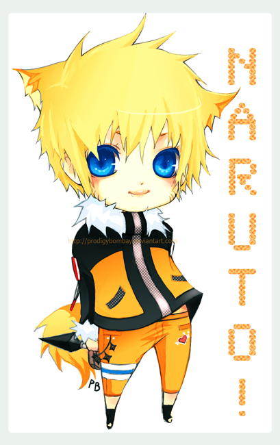 Anime Chibi Naruto