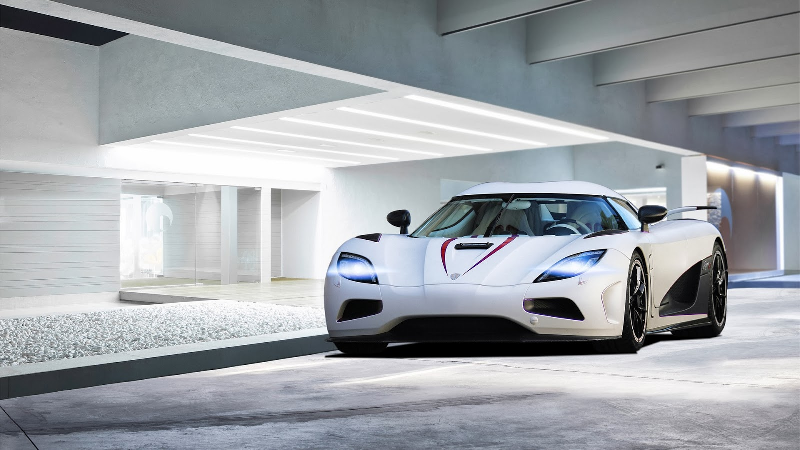 Koenigsegg Agera R | Full HD Desktop Wallpapers 1080p