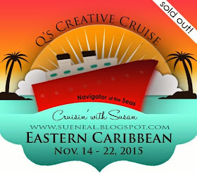 Q's Creative Cruise - Nov 2015