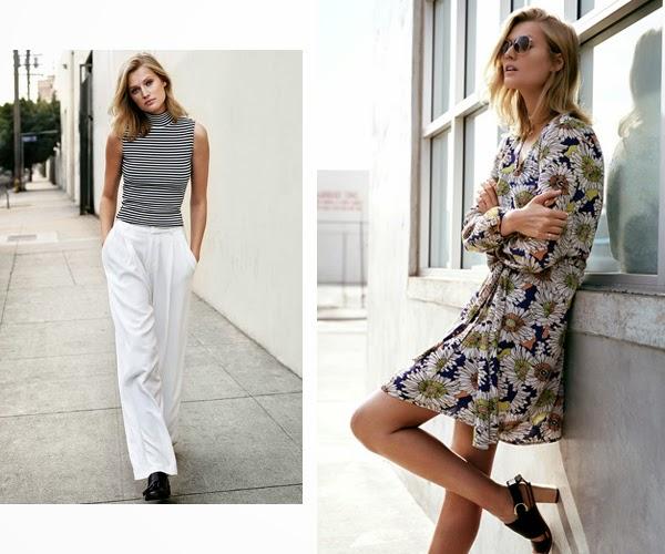 H&M ropa mujer primavera verano 2015