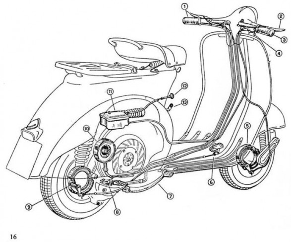 v manual  douglas vespa vba service manual