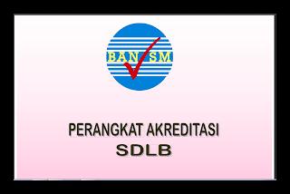 PERANGKAT AKREDITASI SD/MI TAHUN 2014-2015