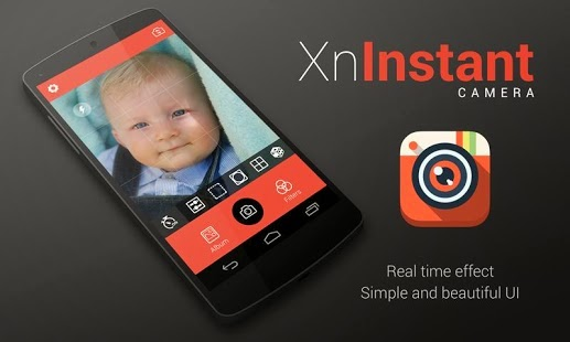 XnInstant Camera Pro Selfie Android Apk