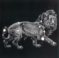 constelación de Leo