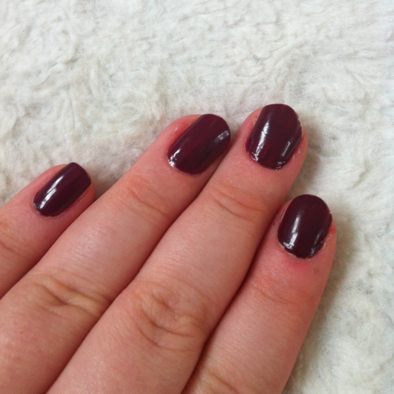 The Traces of my Thoughts: The Perfect Shade For Autumn | Rimmel ...