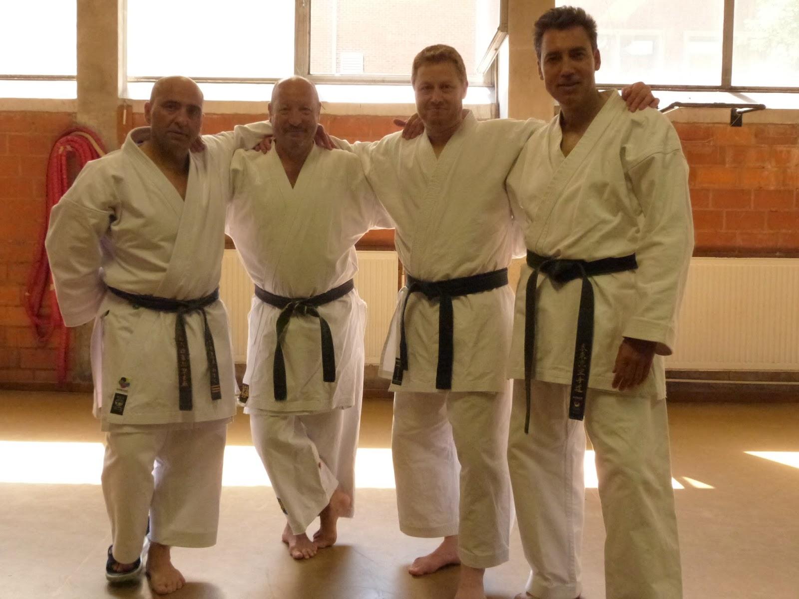club karate jumet