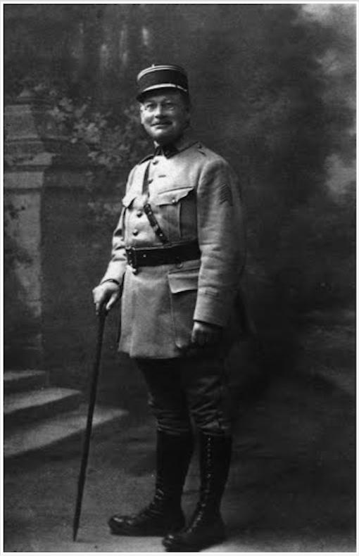 Gabriel Pagnerre pendant la guerre 14 18