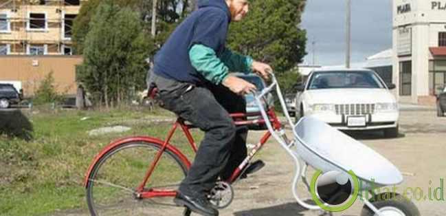 12 Sepeda dengan Desain yang paling tidak Lazim 4