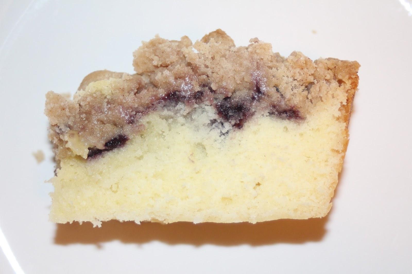 New York Coffee Cake Recipe Martha Stewart