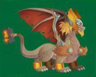 imagen del dragon thor