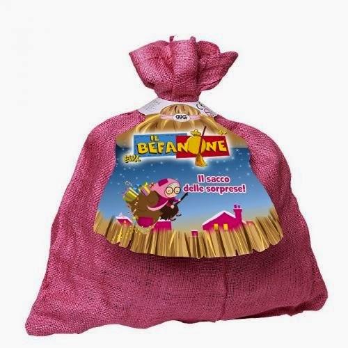 Befanone girl 2015 regali a sorpresa gig prezzo contenuto giocattoli Befana