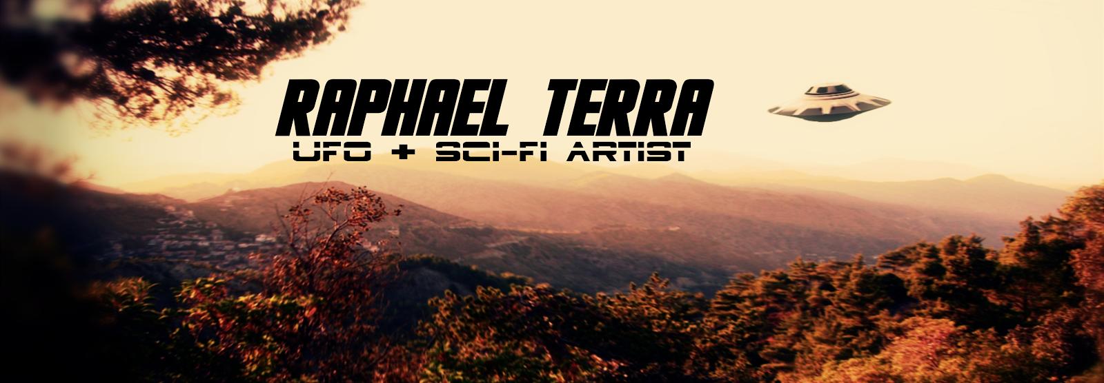 Raphael Terra UFO Art