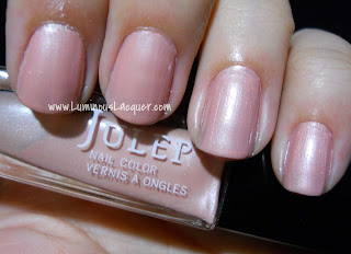 LuminousLacquer.com Julep - Teresa