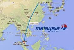 Pesawat MH370 Hilang