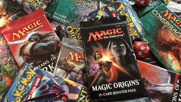 Deck Maniacs - Magic The Gathering - Unboxing Part 2