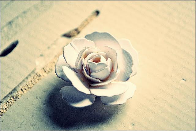 spellbinders rose creation