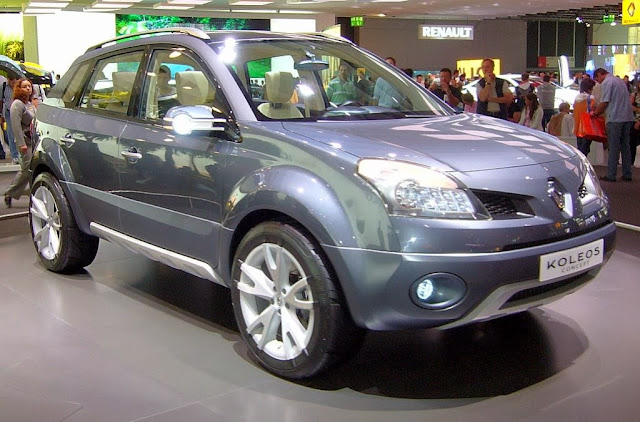 Renault Koleos Car Prices in India