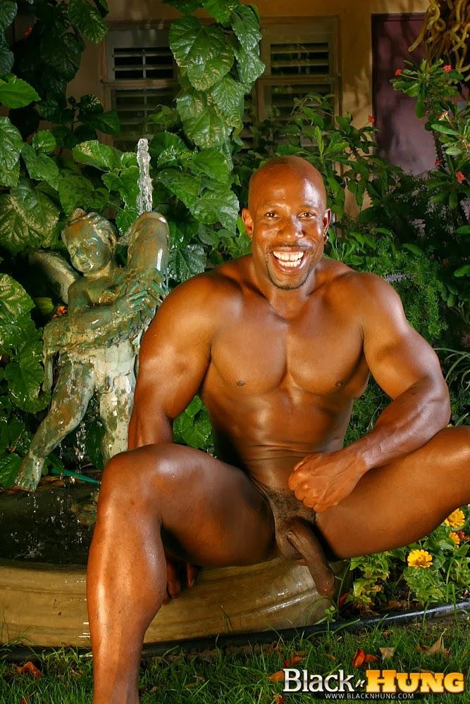 Big Black Men with Big Black Cocks: Theo Desire